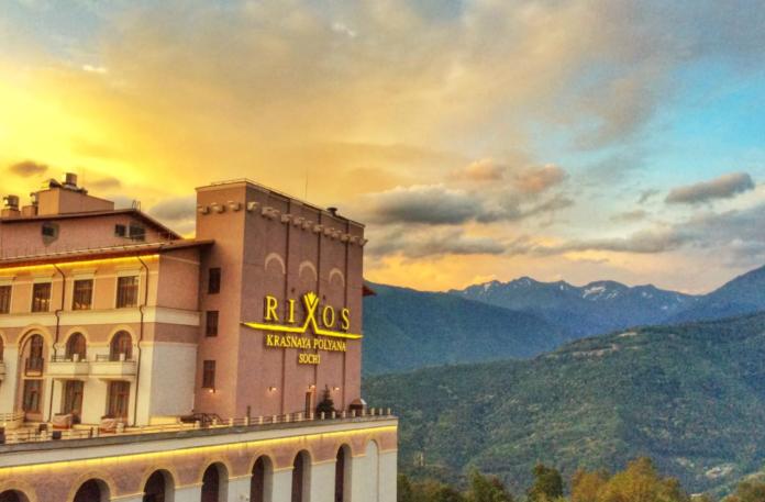 Горные отели в Сочи - источник здоровья и долголетия