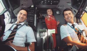Лучик света: United Airlines открывает набор пилотов