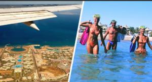 После открытия границ в Египте побывало свыше 2 млн. туристов