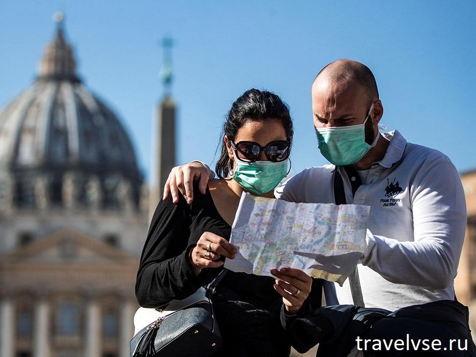 оценила потери туризма